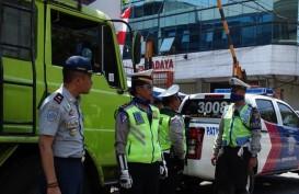 Dishub Kota Semarang Tertibkan Truk Bongkar Muat Sembarangan