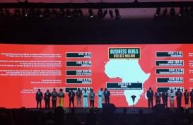LPEI, WIKA & Sejumlah Negara Afrika Teken Kesepakatan Bisnis US$640 Juta