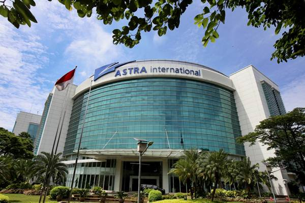Gedung Astra International. - Istimewa