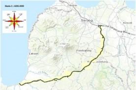 PROYEK JALAN : Tol Serang Panimbang Molor