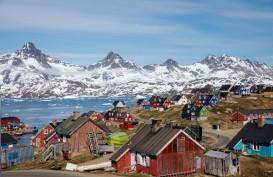 Greenland Tak Dijual, Trump Tunda Pertemuan dengan PM Denmark