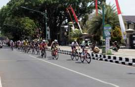Tour de Indonesia 2019: Marcus Culey Juara Etape3 Batu-Jember. Ini Videonya