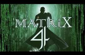 Keanu Reeves Kembali Jadi Tokoh Utama Film The Matrix 4