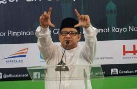 Peserta Muktamar Teriak Setuju, Cak Imin Pimpin Lagi PKB