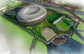 Konsorsium Wika Gedung-Jaya Konstruksi-PP Menangi Tender Jakarta International Stadion Rp4 Triliun