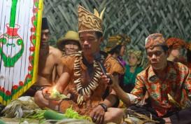 Tiga Negara Bahas Hak Masyarakat Adat di Kalimantan