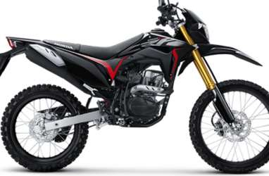 Ekspor Motor Trail Honda CRF150L Melonjak