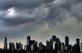 Cuaca di DKI Diprediksi Berawan, Hujan Lokal Terjadi di Jaksel