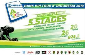 Tour de Indonesia 2019: Metkel Eyob Juarai Etape 4 Jember-Banyuwangi. Ini Videonya
