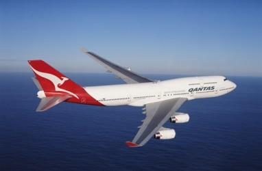 Qantas Bakal Uji Coba Penerbangan 20 Jam Nonstop