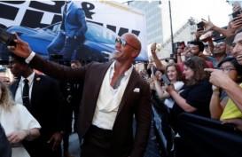 Dwayne Johnson Pimpin Aktor Bayaran Tertinggi Versi Forbes