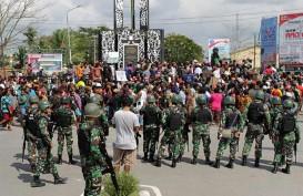 Polisi : Semua Sekolah Sempat Diliburkan Selama Aksi Ricuh di Papua