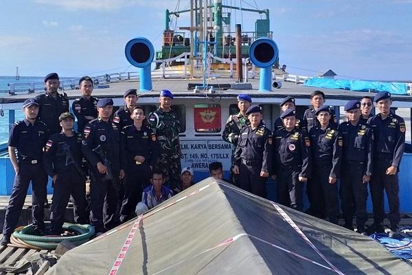 Bea Cukai Gagalkan Dua Upaya Penyelundupan Pakaian Bekas di NTT