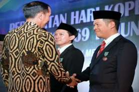 Calon Rektor UI : Alumni Lemhanas Angkatan 21 Dukung…