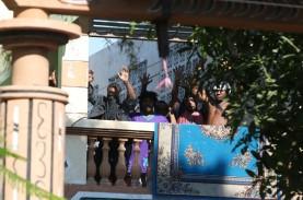 Polisi Selidiki Perusakan Bendera Merah Putih di Surabaya