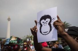 Demo di Bandung, Polisi Beri 2 Dus Miras ke Mahasiswa Papua