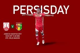 Liga 2: Persis Solo vs Mitra Kukar 1-1, Persis Gagal…