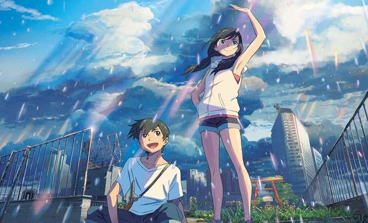 Film Weathering With You karya Makoto Shinkai. / IMDB