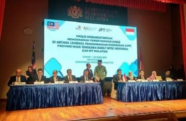 NTB Jalin Kerja Sama dengan 18 Universitas di Malaysia