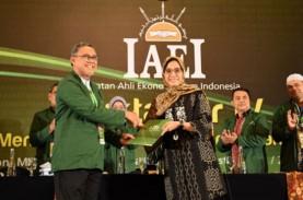 Jabat Ketua Ikatan Ahli Ekonomi Islam Indonesia, Ini…
