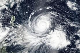 Badai Tropis Dorian Menguat saat Menuju Pulau Barbados