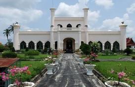 Eks-Anggota Parlemen & Seniman Kawakan Malaysia Sambangi Istana Siak