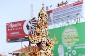 Lampung Culture & Tapis Carnival Semarakkan Festival…
