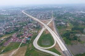 Tol Kota Medan Belum Bisa Dibangun dalam Waktu Dekat