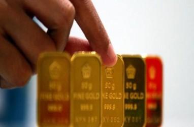 Harga Emas 24 Karat Antam Hari Ini, 26 Agustus 2019, Sentuh Rekor Baru