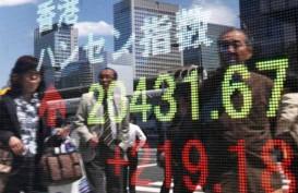 Hong Kong Rusuh, Indeks Hang Seng Teranjlok di Asia