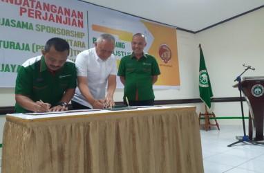 Semen Baturaja Kembali Jadi Sponsor Sriwijaya FC