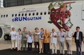 Peduli Satwa Langka, Sriwijaya Air Group Gelar oRUNgutan