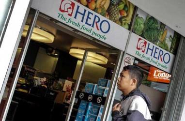Revitalisasi Bisnis, Hero Supermarket Gelontorkan Rp500 Miliar
