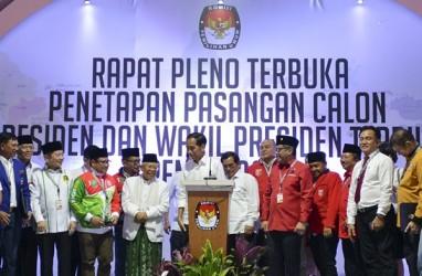 Jokowi Sudah 'Bocorkan' Nomenklatur Kementerian kepada Partai Pengusung