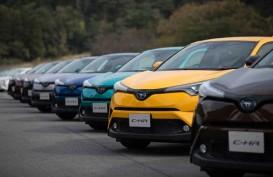 BBN Jakarta Naik, Toyota Sesuaikan Harga Mobil