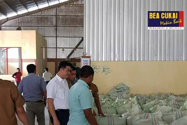 Bea Cukai Lhokseumawe Dorong Kabupaten Aceh Tengah Tumbuhkan Ekspor Kopi