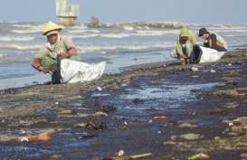Tumpahan Minyak Pertamina yang Berhasil Ditangkap Sebanyak 13.427 Barel