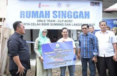 Pemerintah Aceh Bangun Rumah Singgah untuk Pasien Bibir Sumbing