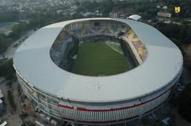 Renovasi Stadion Manahan Solo Rampung September