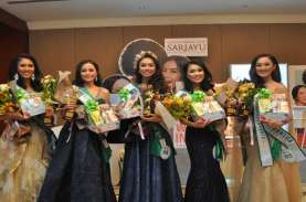 Sariayu Martha Tilaar Sponsori Miss Earth Indonesia…
