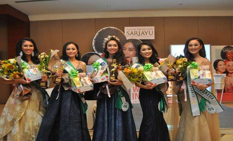 Finalis Miss Earth Indonesia 2019 - Istimewa