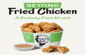 KFC Uji Coba Jual Ayam Vegan