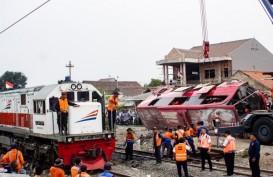 Perlintasan Terjadinya Kecelakaan KA-Bus Karawang Ditutup