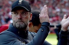 Klopp Puji Kinerja Pertahanan Liverpool