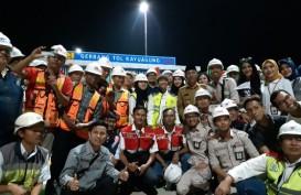 Rini Cek Kesiapan Trans Sumatra Bakauheni-Palembang, Operasional September