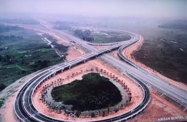 Tol Kayuagung—Palembang Dipastikan Selesai Akhir September, Palembang—Lampung Tersambung