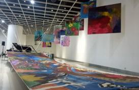 Ratusan Lukisan Kontemporer Karya Disabilitas Warnai Outsider Artpreneur