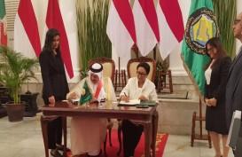 RI dan Negara-Negara Teluk Tandatangani Kerja Sama Ekonomi