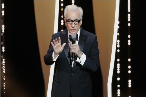 Sutradara Martin Scorsese. Sumber: Reuters