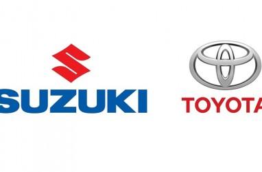 Industri Otomotif Kian Menantang, Toyota & Suzuki Berbagi Saham